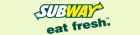 Subway - Team and competition sponsers for CNWCC Squash